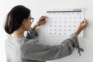 Kalendarze 2022
